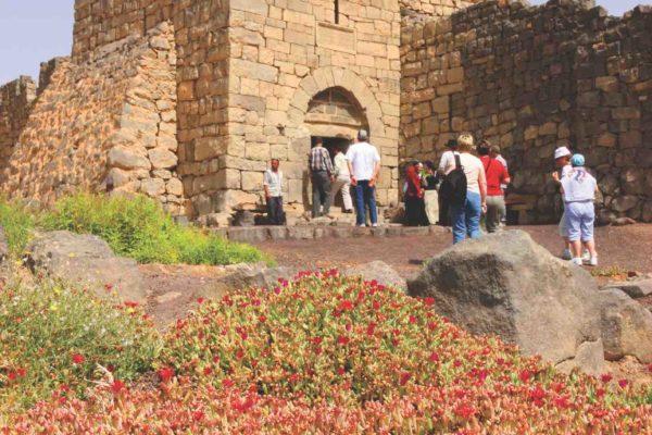 Desert Castles Al-Azraq Castle