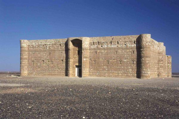 Desert Castles Al-Harrana Castle