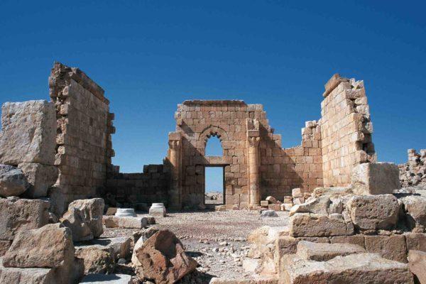 Desert Castles Qasr al-Hallabat