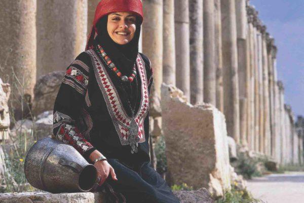 National Dress Jerash