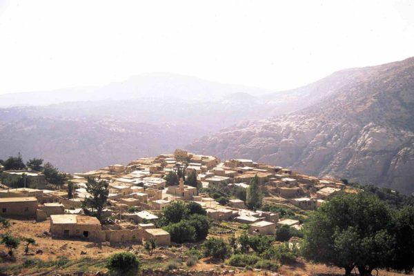 Nature Reserves Dana