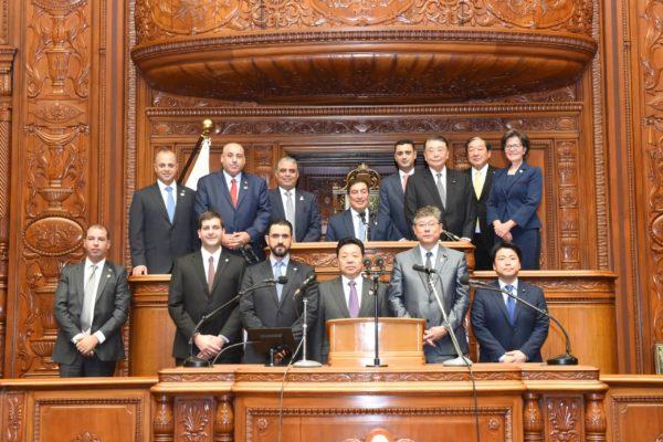 Parliament Speaker Visit 2019 01