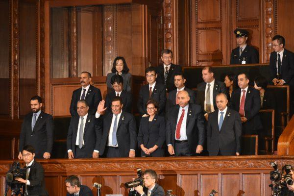 Parliament Speaker Visit 2019 09
