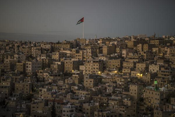 Amman by Muheisen