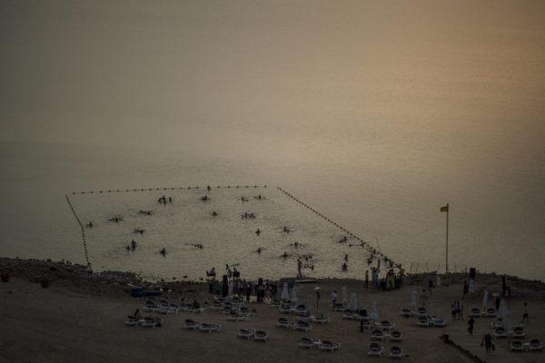 Dead Sea by Muheisen
