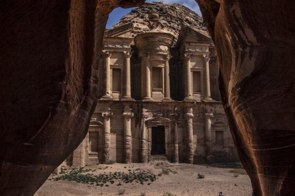 Petra by Muheisen