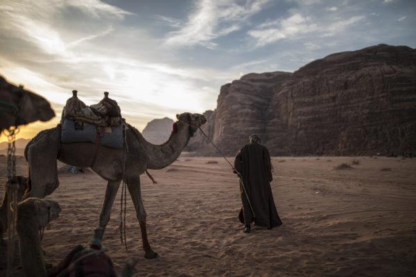 Wadi Rum by Muheisen